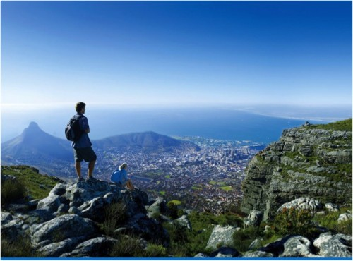 Views of Cape Town - South Africa